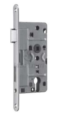 EURO MORTISE LOCK NEMEF 141 RIGHT (FOREND PLATE 24mm)
