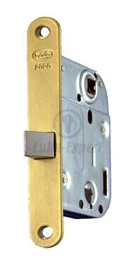 MORTISE LOCK ABLOY 2020 LIGHT BROWN PAINTED