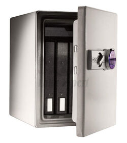 SAFE FIRE-RESISTANT HF500  50x37x46cm WITH ELECTRONICAL LOCK