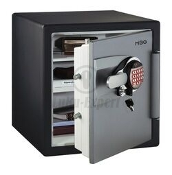 SAFE FIRE-RESISTANT S3817 46x42x50cm WITH ELECTRONICAL LOCK