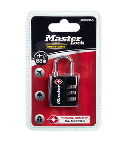 RIPPLUKK MASTER LOCK  (3 kohalise koodiga)