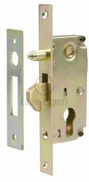 MORTISE LOCK WITH PIN IBFM 447S-30 (with striking plate)