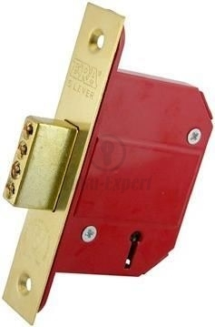 HIGH SECURITY LOCK ERA 261-51 67mm SILVER