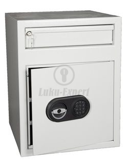 DEPOSIT SAFE 60x46x46cm WITH ELECTRONICAL CODE LOCK