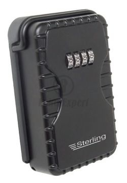 KEY DEPOSIT STERLING KEYMINDER 82x125x37mm, 4-digit code lock