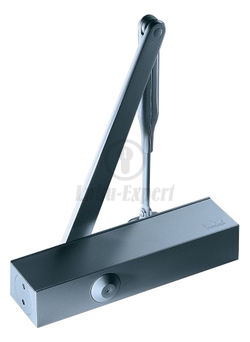 DOOR CLOSER DORMA TS 73 V EN2-4 SILVER (WITHOUT ARM)