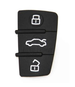 AUDI KEYSHELL SPARE BUTTONS