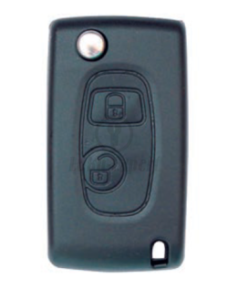 CITROEN CAR KEYSHELL