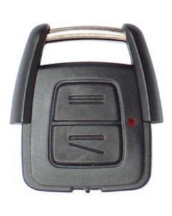 OPEL CAR KEYSHELL (WITHOUT ELECTRONICS)