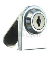 GLASS DOOR LOCK HEAD 208