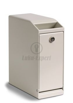 DEPOSIT SAFE 30x12x25cm OPENING WITH KEY