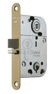 MORTISE LOCK ABLOY 2014 LIGHT BROWN PAINTED (=TRIOVING 2014)