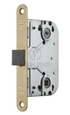 MORTISE LOCK ABLOY 414 LIGHT BROWN PAINTED