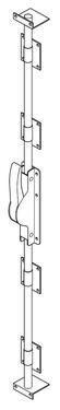 KIIRRIIV ABLOY 900+VARDAD MS/CR(700+1700mm vardad, 2500mm uksele)