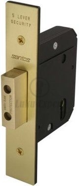 HIGH SECURITY LOCK SANTOS 791-45
