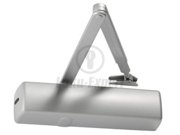 DOOR CLOSER ABLOY DC335 BC SILVER, EN 3-5, 100kg, 1250mm (WITHOUT ARM)