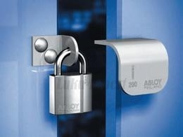 PADLOCK HASP ABLOY PL 200 (for right handed doors)