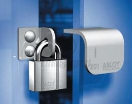PADLOCK HASP ABLOY PL  201 (for right handed doors)