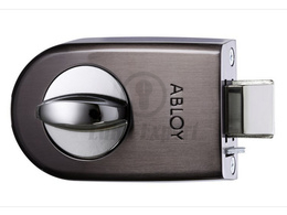 RIM LOCK ABLOY RI 212 (for outward opening doors 3.4 includes striker plate RI401)