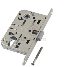 MAGNETLUKK AGB 4103 85/50mm PZ MATT KROOM