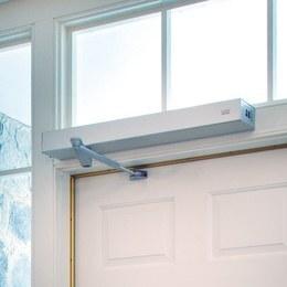 SWING DOOR OPERATOR DORMA ED100/250 STANDARD ARM, SILVER