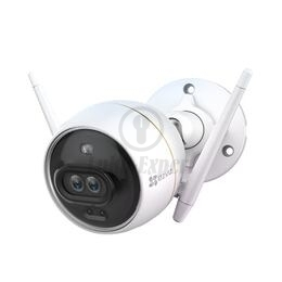 KAAMERA EZVIZ C3X Husky Air Color Night Vision ja Al, IP-torukaamera 2MP 2,8mm/103°,IR 30m , Wi-Fi, IP66