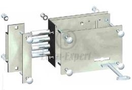 RIM LOCK FOR GARAGE AND GATE DOORS (for right handed doors)