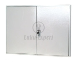 KEY CONTROL CABINET STERLING FOR 400 KEYS (730x550x140mm), double doors