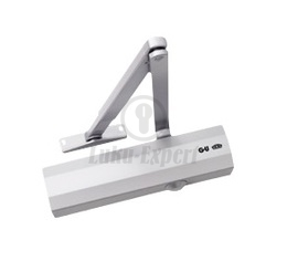 DOOR CLOSER G-U BKS OTS 330 GREY, EN 2-4, 80kg, 1100mm
