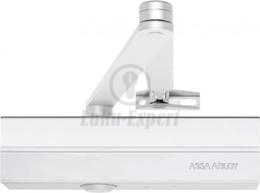ASSA ABLOY DOOR CLOSER DC200, SILVER