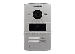 Water Proof Metal Villa Door Station HIKVISION DS-KV8202-IM (1,3 MP, for private residences, 2 buttons, card reader 13,56MHz)