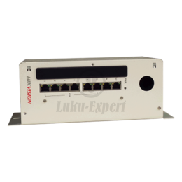 SWITCH HIKVISION6 POE + 2IP  for apartment buildings