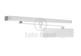 DOOR CLOSER ASSA DC135 WHITE (WITH SLIDING ARM) EN 3