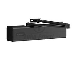 DOOR CLOSER ASSA DC300 BLACK, EN class 3-6 (WITHOUT ARM)