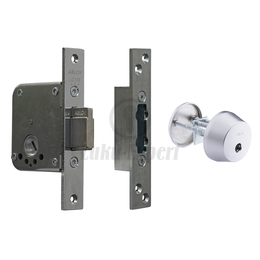 SECURITY LOCK SET ABLOY LC109 Fe/Cr LP781/LP782 + CY160 MCR