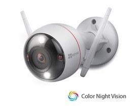 KAAMERA EZVIZ C3W Husky Air Color Night Vision IP-torukaamera 2MP 2,8mm/103°, IR 30m, Wi-Fi, IP66