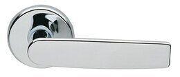 DOOR HANDLE ABLOY FORUM 4/004 ZN/SCR (for DIN standard lock cases; 35-40mm doors)