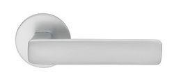 DOOR HANDLE ABLOY  FORUM 4/008 ZN/CR (61-80mm doors)