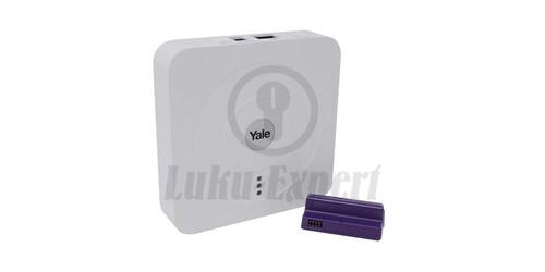 YALE SMART LIVING HUB FOR DOORMAN AND SECURITY SYSTEM