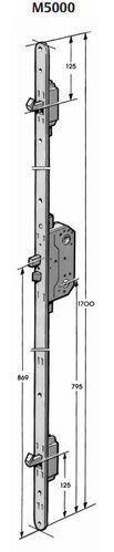 KOLMEPUNKTILUKK ASSA FIX 5000 (8765)  L=1700mm