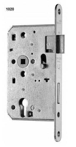 3-PUNKTI LUKK BMH 1020+1030 2TK PAREM , ROOSTEVABA ESITAHVLIGA, BACKSET 80mm