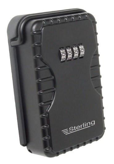 Key deposit sterling keyminder 82x125x37mm, 4-digit code lock.