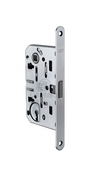 Magnetic Door Lock Agb 4101 90 50mm Nickel Plated Lukuexpert